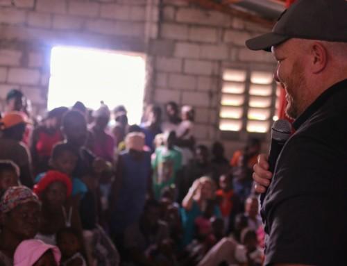 Pastor John Scott's Testimony