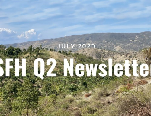 Quarterly Newsletter – 2020 Q2