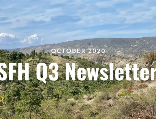 Quarterly Newsletter – 2020 Q3