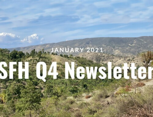 Quarterly Newsletter – 2020 Q4
