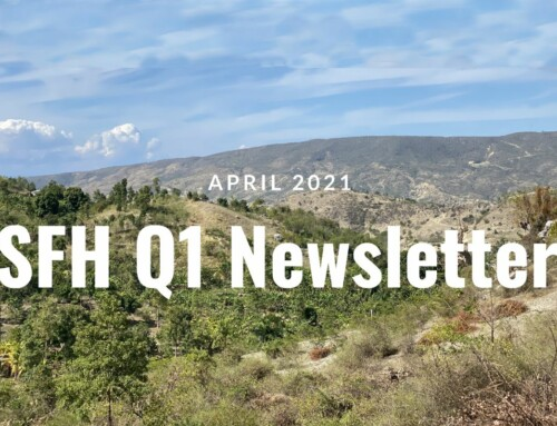 Quarterly Newsletter – 2021 Q1