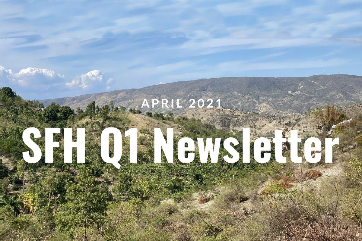 2021 Q1 Newsletter